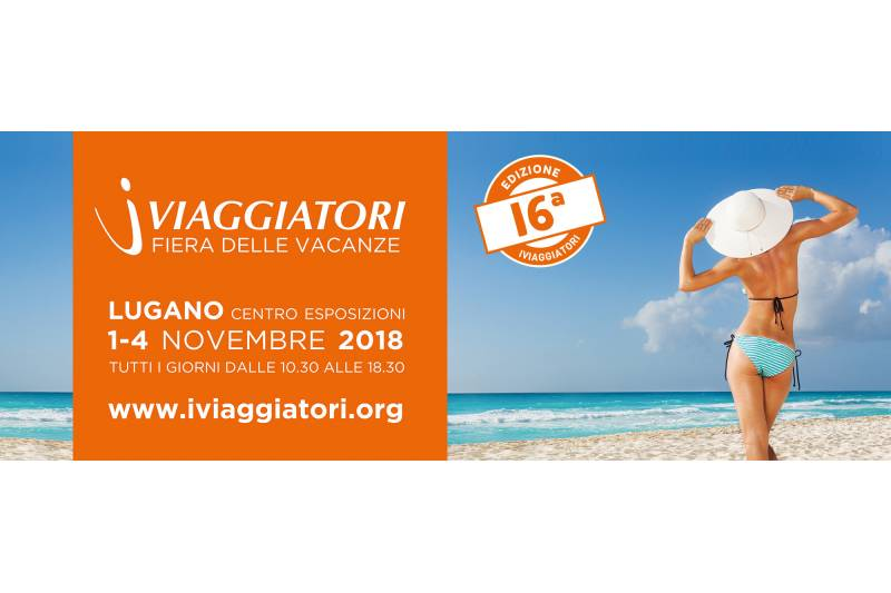 I VIAGGIATORI 2018 - LUGANO