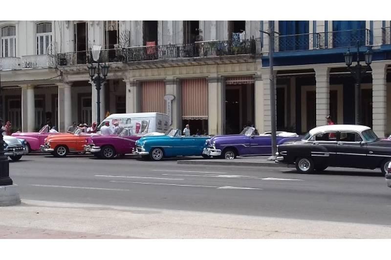Cuba: tour in auto classica per La Havana